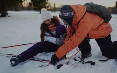 Seguro de esquí: coberturas y accidentes más habituales